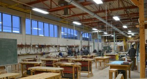 Workshop Tour Of Studio Woodworking