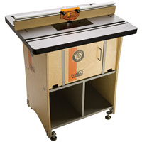 Bench Dog Router Table Review